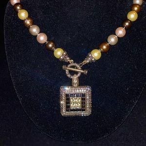 Heidi Daus necklace